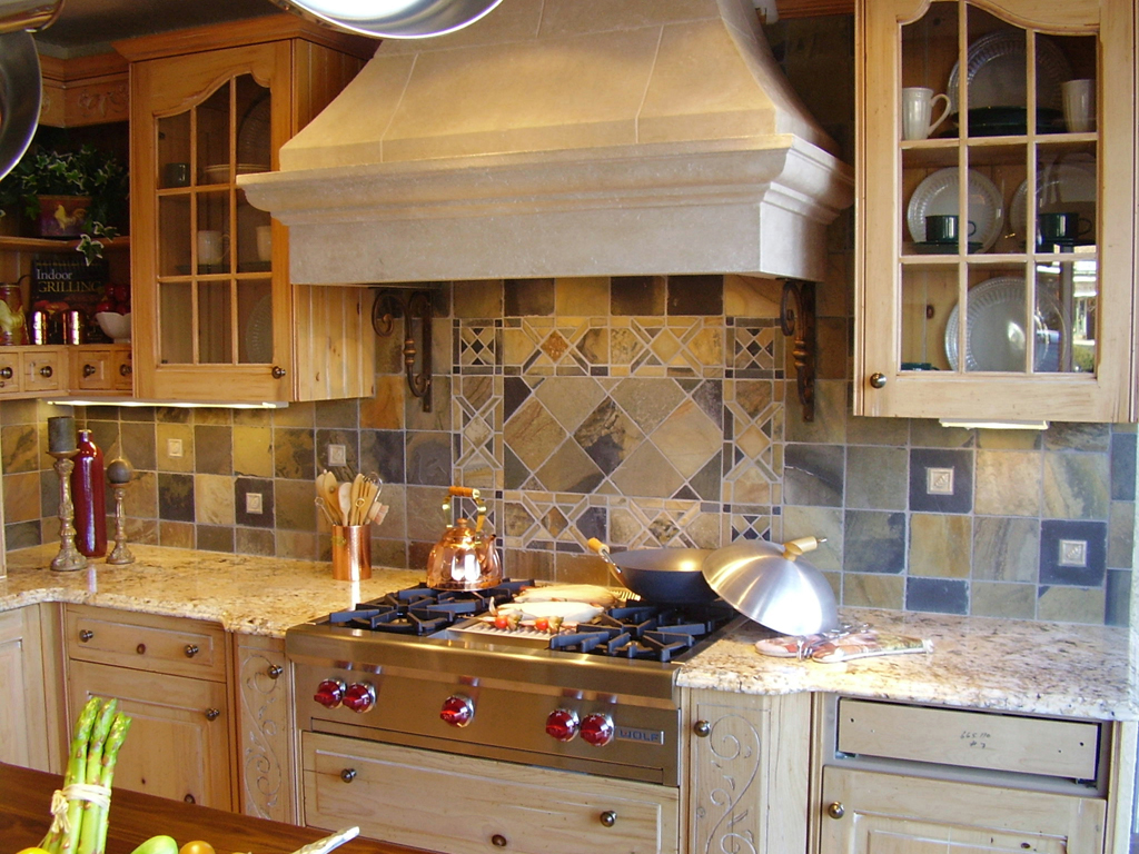 Kitchen Design Range Hood Stunning Kitchen Range Hood Design Ideas Images    Decorating