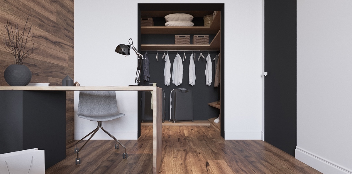 home-office-closet-dark-gray